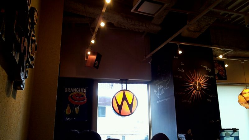 WIRED CAFE フレンテ明大前店