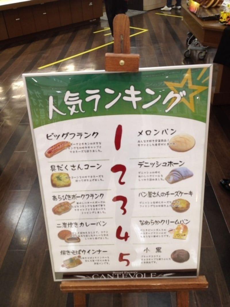 カンテボーレ 広島祇園店の口コミ