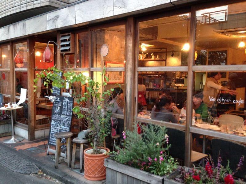bio ojiyan cafe  ビオ・オジヤン・カフェ 下北沢店