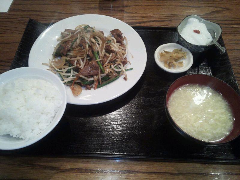 中華料理 家和