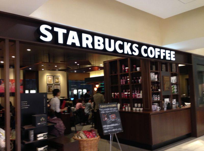 スターバックスコーヒー  新宿マルイ本館二階店