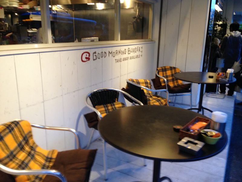 グッドモーニングカフェ 千駄ヶ谷店の口コミ