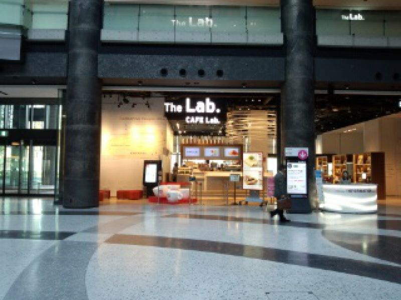 CAFE Lab. カフェ・ラボ グランフロント大阪店