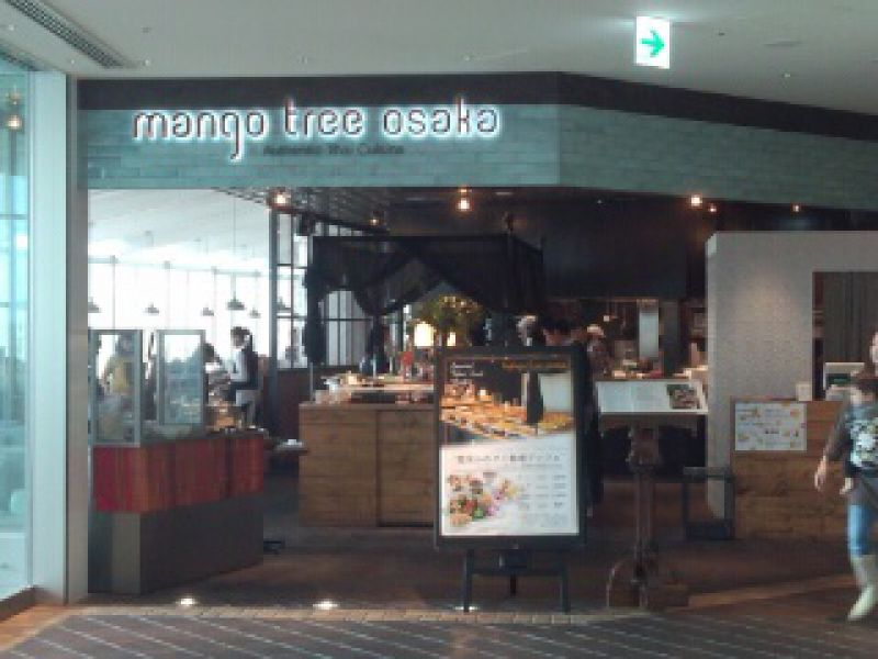 mango tree osaka マンゴ・ツリー・オオサカ グランフロント大阪
