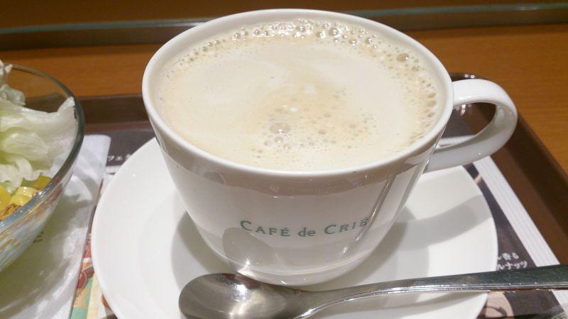 カフェ・ド・クリエ 新宿フロントタワー店