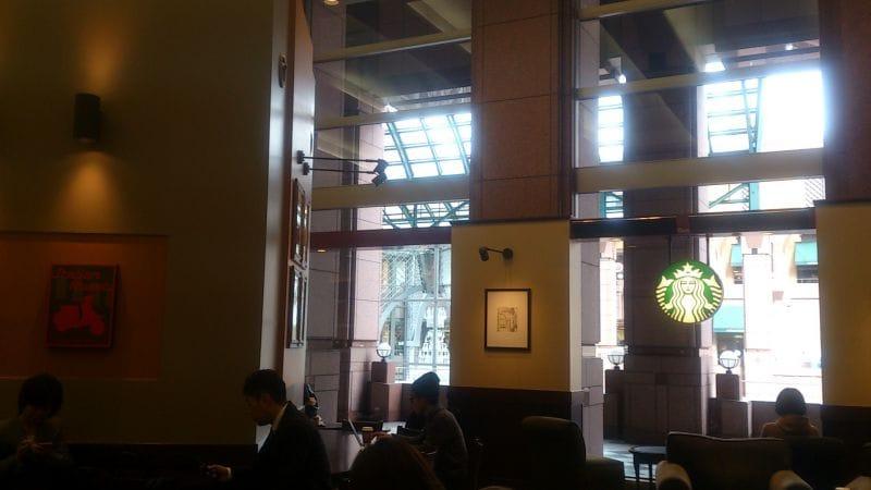スターバックスコーヒー 恵比寿ガーデンプレイス店
