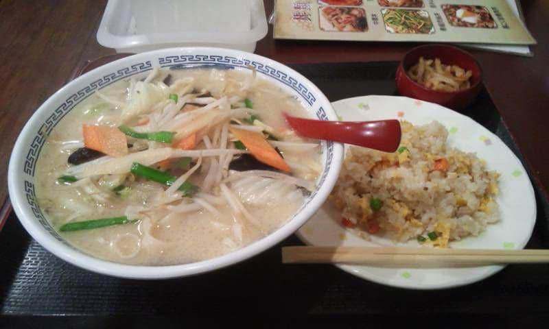 祥龍刀削麺荘 中村橋店