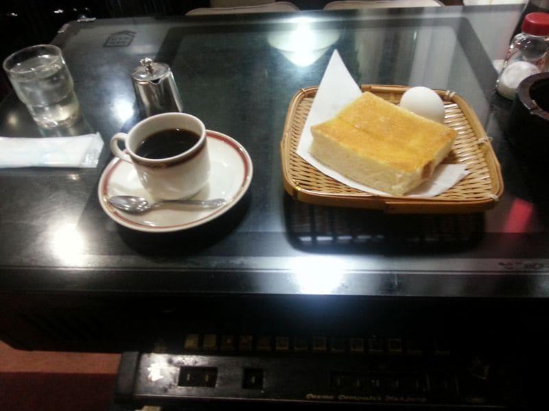 喫茶 プランタン