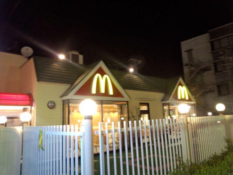 マクドナルド 1号線川越町店