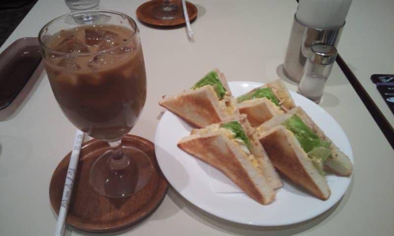 喫茶室ルノアール 新宿西口エステックビル店
