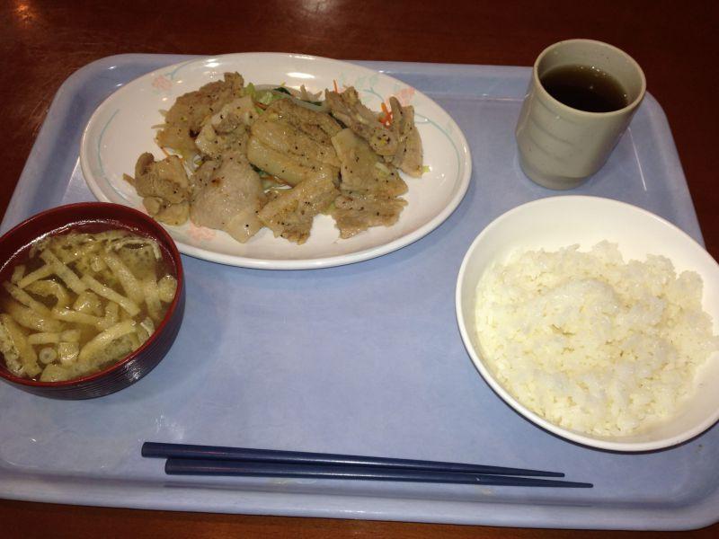 ニュートーキヨー カフェテリアレストラン 品川三菱重工ビル店