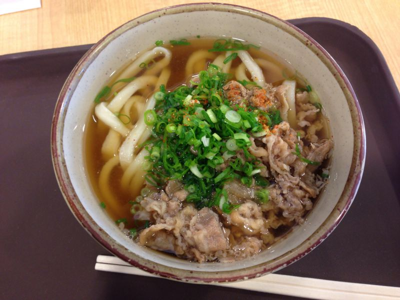 足柄麺宿 足柄SA(上り)
