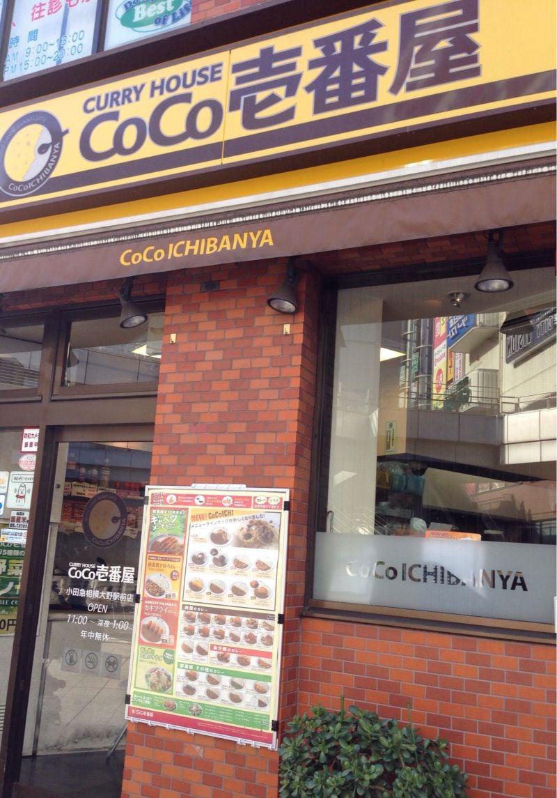 CoCo壱番屋 小田急相模大野駅前店