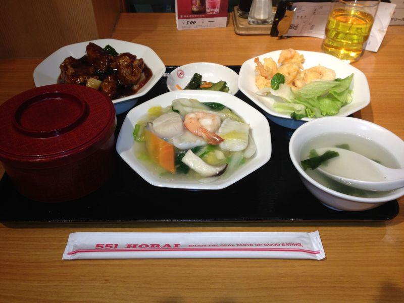 551蓬莱 メディオ新大阪店