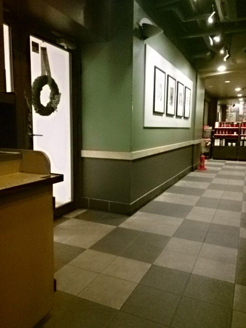 スターバックスコーヒー 横浜モアーズ店