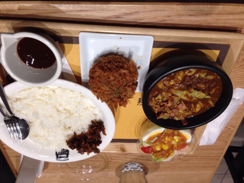 マイカリー食堂 渋谷神南南店