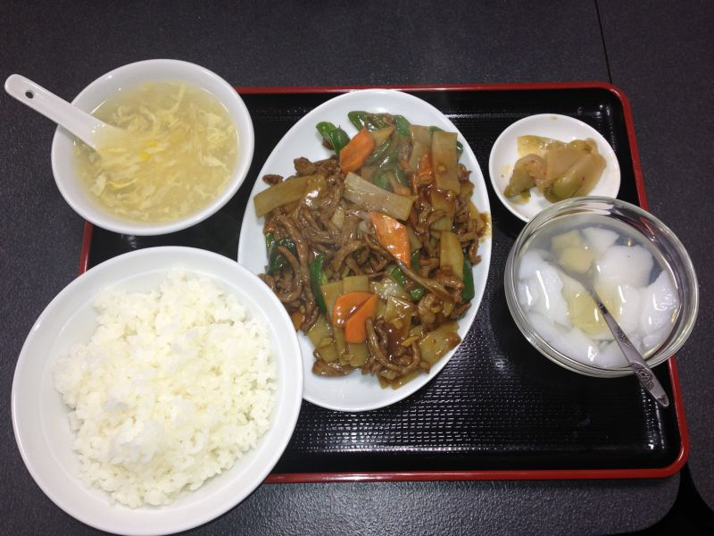 中国家庭料理 鴻運 烏森口店