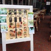 CAFE de F.O.B 原宿店