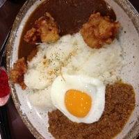 Curry&Cafe Asian AQUA店
