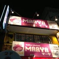 Indian Cafe Restaurant MAAYA マーヤの口コミ