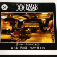 NIJYU‐MARU 新宿伊勢丹前店