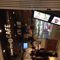 プロント Tokyo City i CAFE