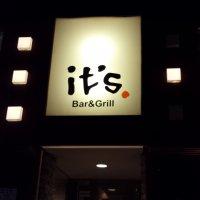 it's Bar&Grill イッツ バーアンドグリル