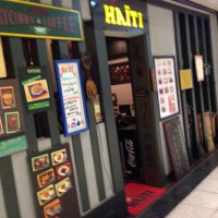 Cafe HAITI カフェ ハイチ 新宿サブナード店