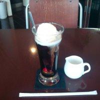 Cafe Lander Blue