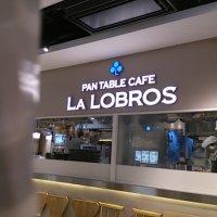 LA LOBROS PAN TABLE CAFE ラ ロブロス パン テーブル カフェ 渋谷ヒカリエ店