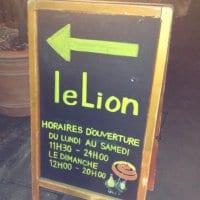 Le Lion ル・リオン