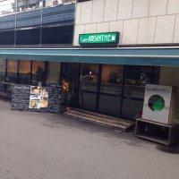 cafe ABSINTHE カフェ アブサン