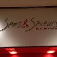 Sens & Saveurs サンス・エ・サヴールの口コミ