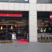 CAFFE PASCUCCI カフェ パスクッチ 御堂筋店