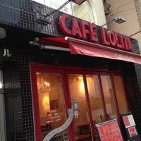 CAFE LOLITA カフェ ロリータ 代々木