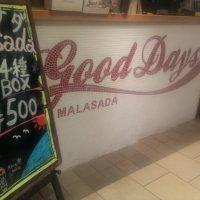 ALOHA TABLE Good days Malasada 吉祥寺