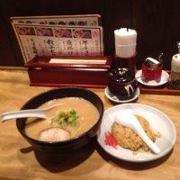 らーめん 上方麺三昧 梅田店