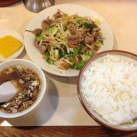 中華料理 楽水軒