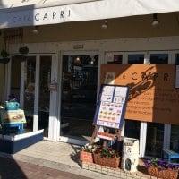 Cafe CAPRI カフェ カプリ 西船橋