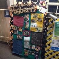 cafe garage Dogberry ドッグベリー 高円寺の口コミ