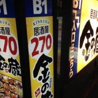 金の蔵Jr 調布駅前店 Part2
