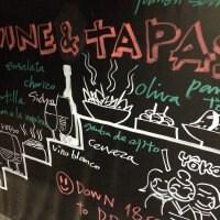 WINE&TAPAS DDSK 新橋