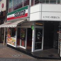 イタリアン クイックサービスレストラン sbarro スバーロ 渋谷店
