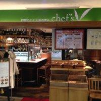 chef's V シェフズ ヴイ 丸ビル店の口コミ