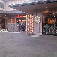 タリーズコーヒー 嵐電嵐山駅店