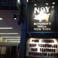 N9Y BUTCHER'S GRILL NEWYORK ニクヤ ブッチャーズグリルニューヨーク