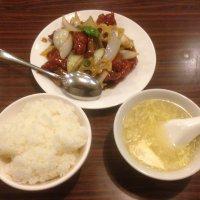中国家庭料理 春夏冬 新橋