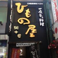 川崎銀柳街のひもの屋