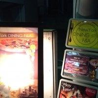 NewYork DINING F&A