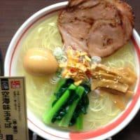 麺屋 空海 川崎ダイス店